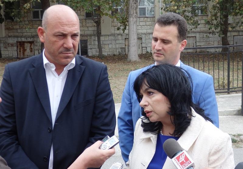 Министърът на енергетиката поиска затвор за крадците на ток