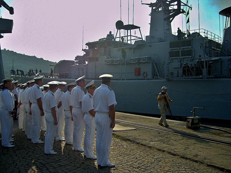 ВМС обявяват конкурс за 52-ма резервисти в Бургас