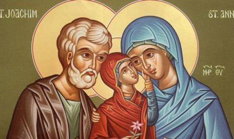 Почитаме Света Анна – майката на Богородица