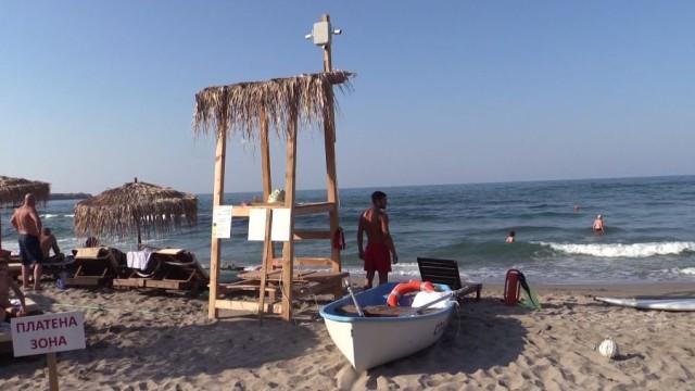 Камери притесняват нудисти на плаж Делфин