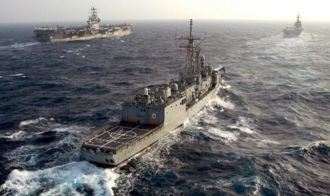 Чистка в турските ВМС