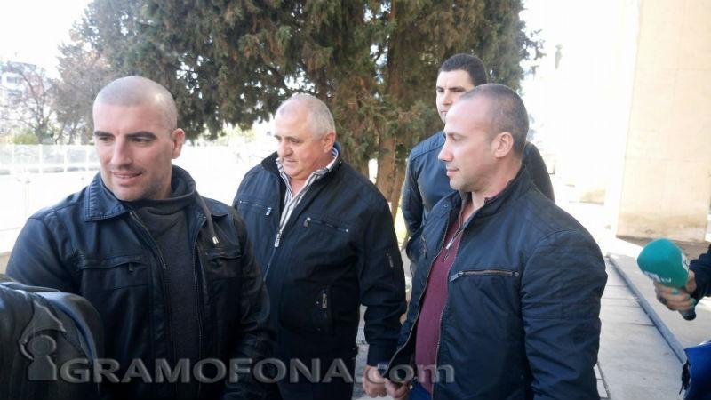 Прекратиха досъдебното производство срещу Михаил Цонков и колегите му