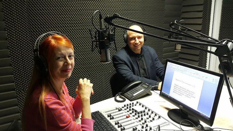 Един бургаски радиоводещ на четвърт век