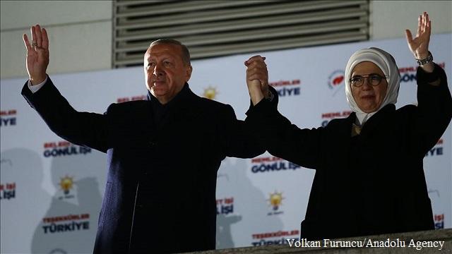 Ердоган губи столицата Анкара, мегаполиса Истанбул и Измир