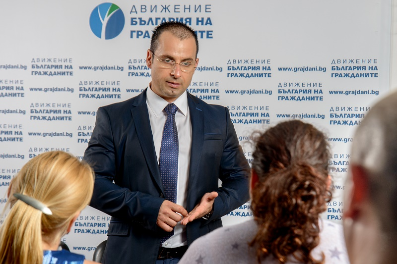 Общинският съветник от РБ Живко Табаков с приемен ден за граждани