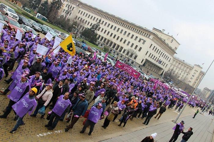 ВЪЗстани за правата си - КНСБ събира сигнали за недобросъвестни работодатели