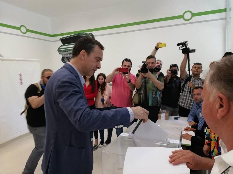 Димитър Николов: Гласувайте, важно е да изразяваме гражданската си позиция