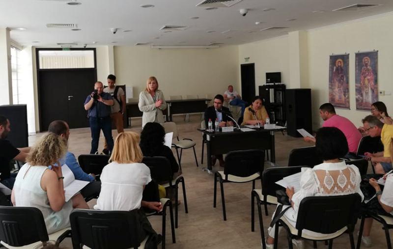 Първият в страната информационен ден за задължителна регистрация за медиите се проведе в Бургас