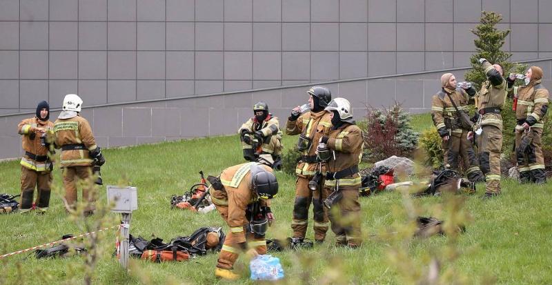 Шестнадесет жертви при два пожара в Русия