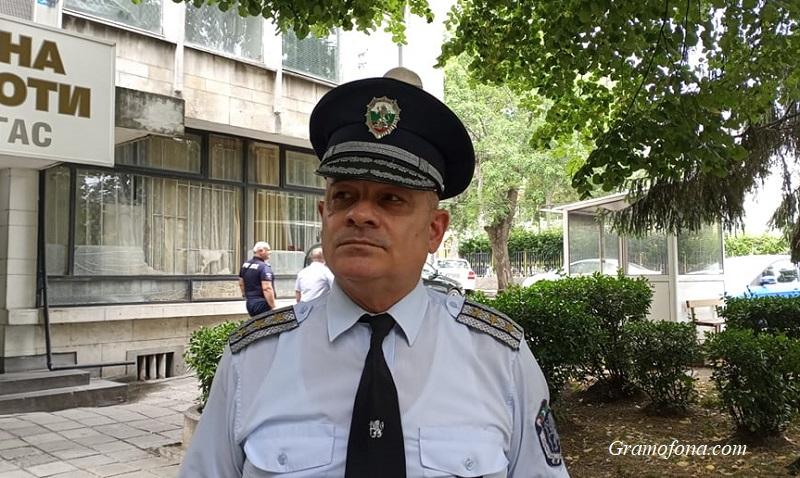 Неделчо Рачев: Улесняваме трафика в Бургас със специални мерки