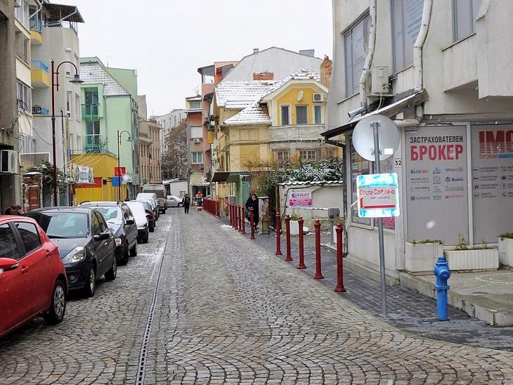 Ремонт на улици и поне 1000 нови паркоместа през 2019
