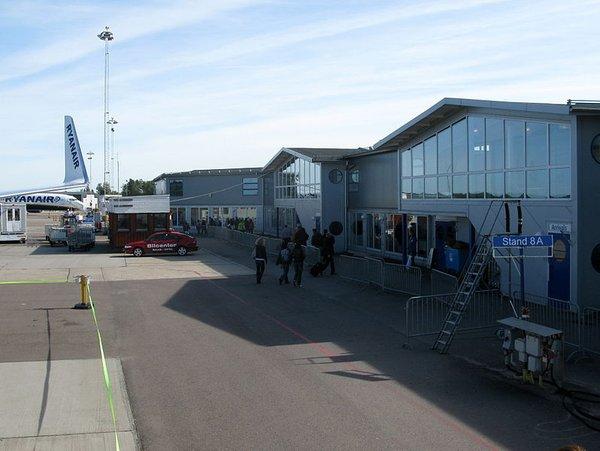 Взривно вещество в багажа на баба затвори летището в Стокхолм