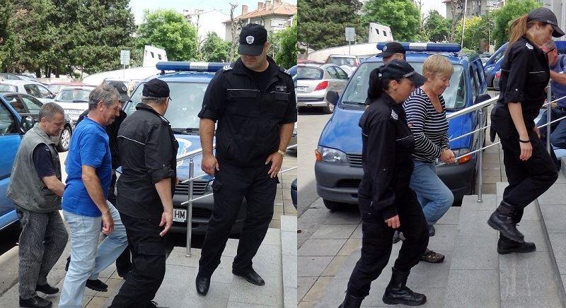 Европейска заповед за арест заради откраднатите картини за 420 000 паунда