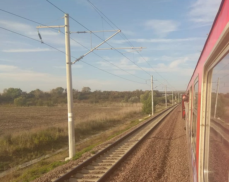 Пак авария с влак, този път в района на Карнобат