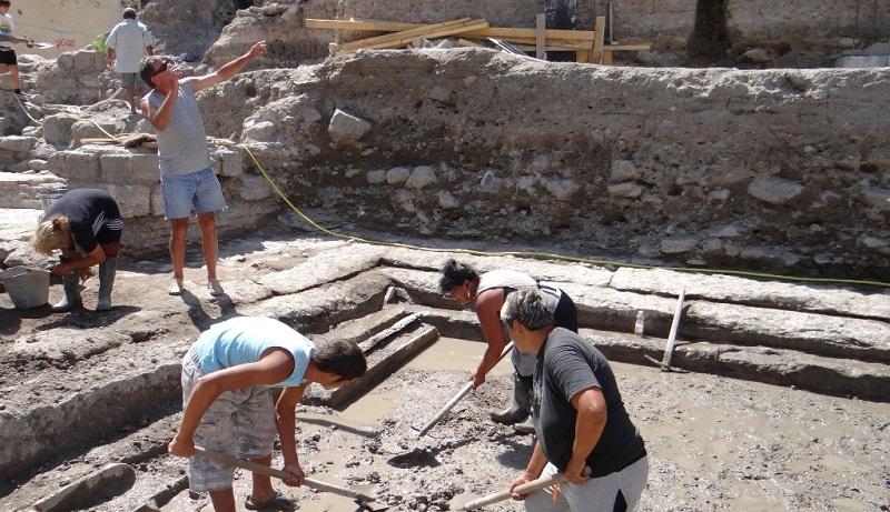 Започна деветото археологическо лято в Акве Калиде