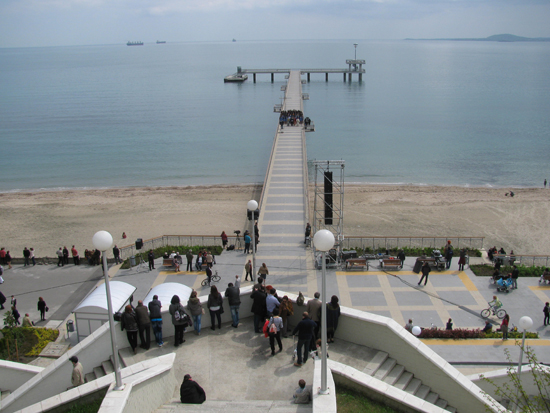 Значителна облачност над Черноморието