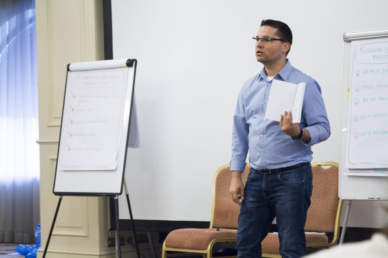 Научете как да изградите ефективен екип на тренинг за мениджъри в Бургас