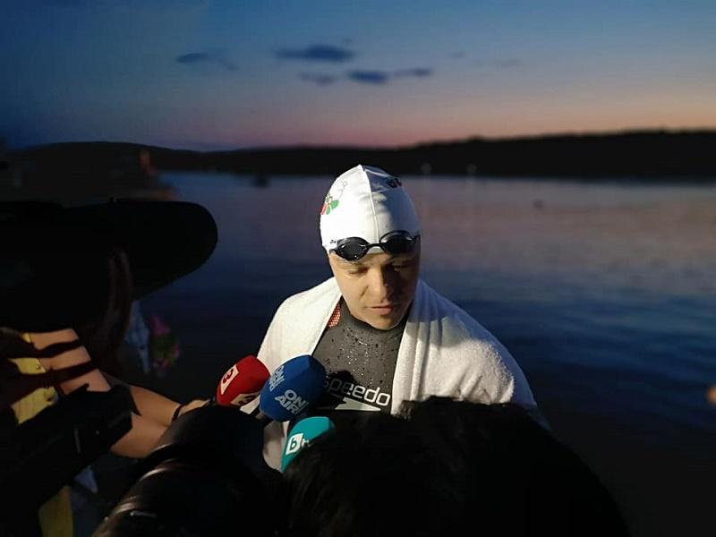 Бургазлията Цанко Цанков ще пробва да подобри световен рекорд