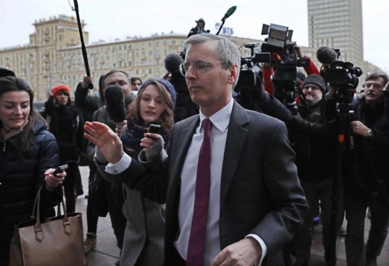 Русия обяви за персона нон грата 23 британски дипломати