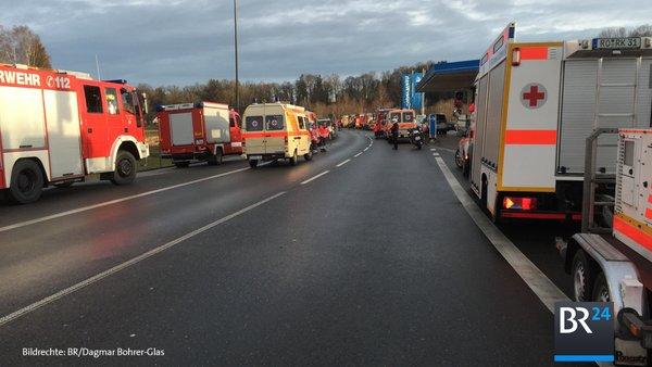 Влакова катастрофа в Германия, има жертви и ранени