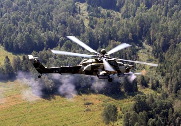 В Сирия се разби руски вертолет, пилотите загинаха