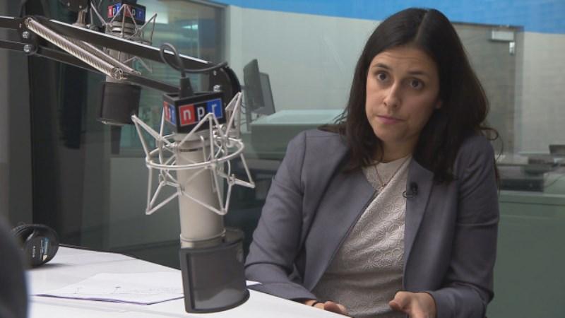 45 млн. американци слушат българска журналистка