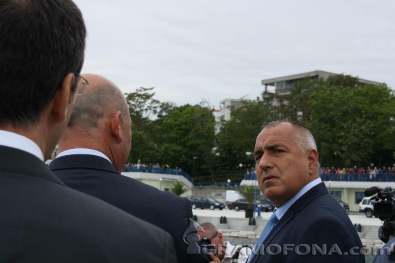 Борисов води Орбан и Вучич в Бургас