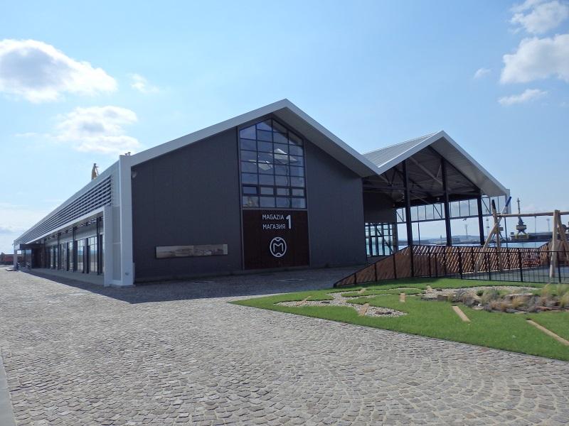 Морският експо център отваря врати през октомври