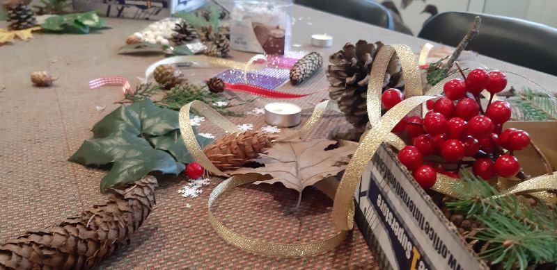 Коледна работилничка в Несебър