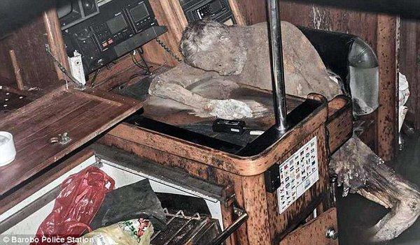 Откриха мумифициран немски пътешественик